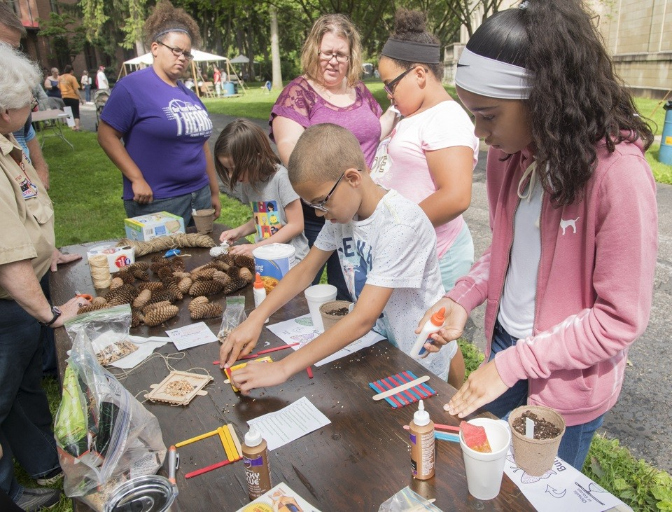 GroveFest, a free event that includes hands-on nature activities, a petting farm and more, will take place on Saturday, June 22, at the Hayes Presidential Library & Museums grounds, called Spiegel Grove. (Submitted photo)