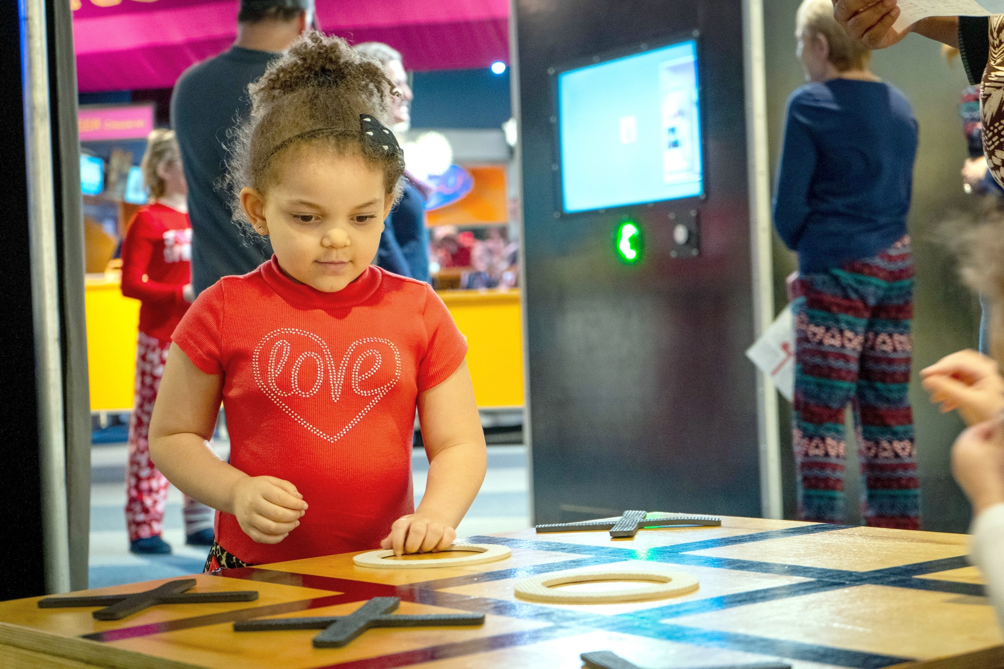Fun is in the forecast Jan. 18-20 as Imagination Station hosts a Snowed-In Pajama Party. (Photo courtesy of Imagination Station)