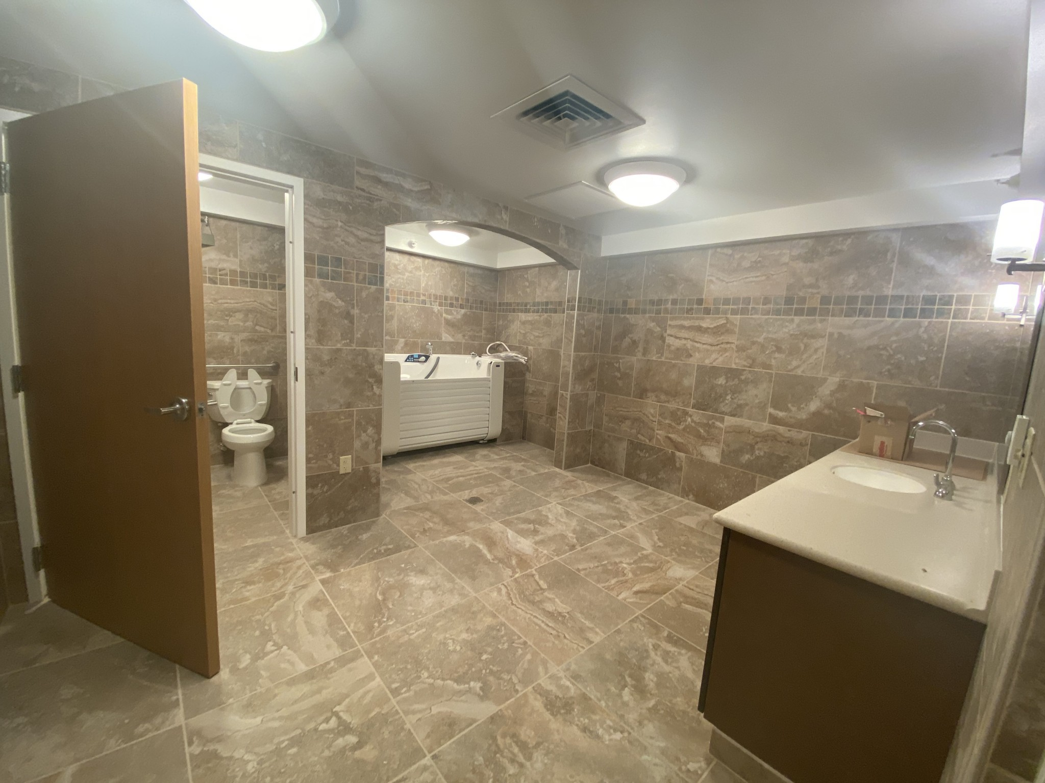 Assisted Living Spa Room at Riverview Healthcare Campus. (Submitted photo)
