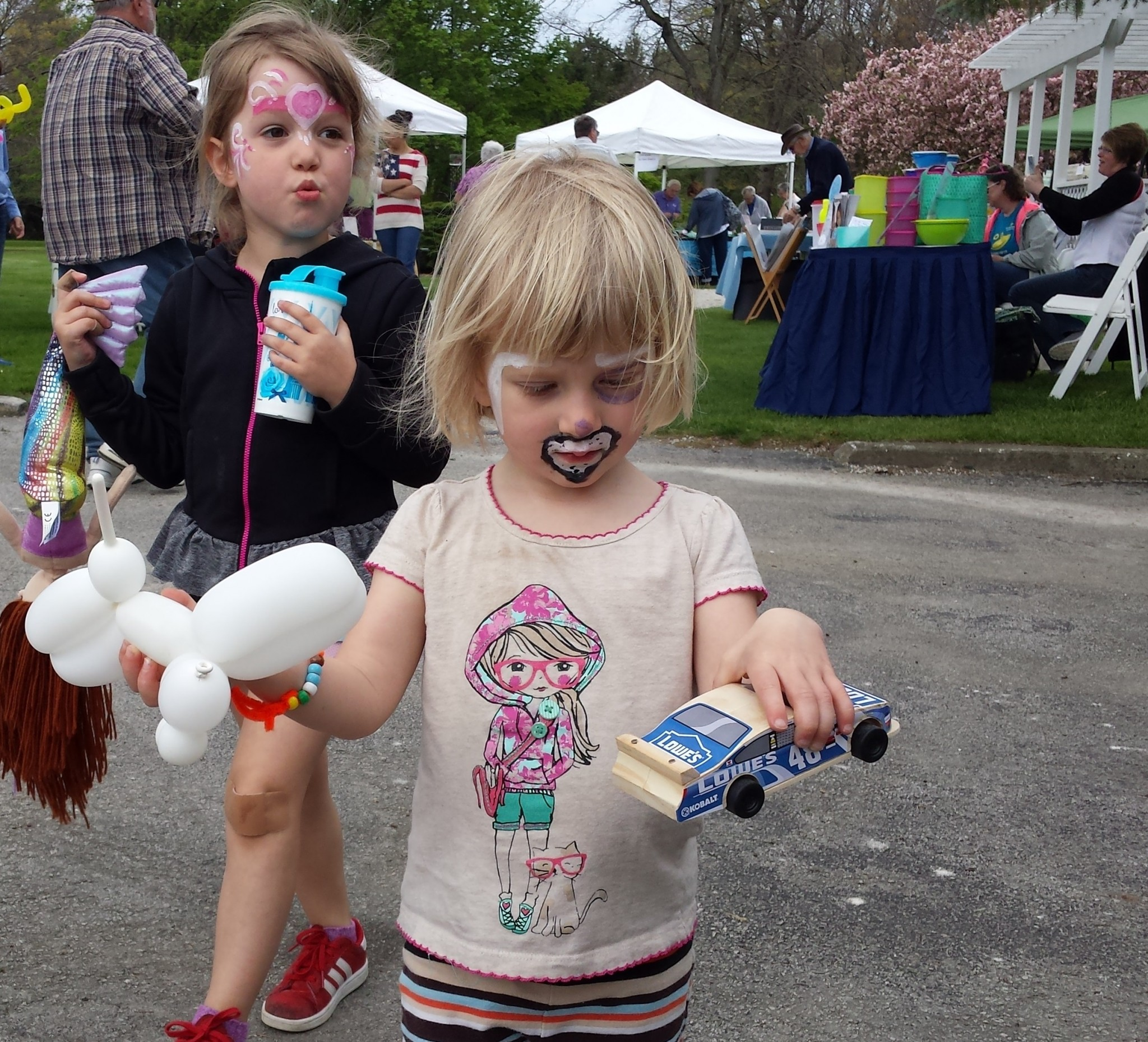 Visitors to this year's Community Day Festival at Schedel Arboretum & Gardens, set for May 11, will find a wide variety of demonstrations, exhibits and vendors, along with food, music and more. (Submitted photo)