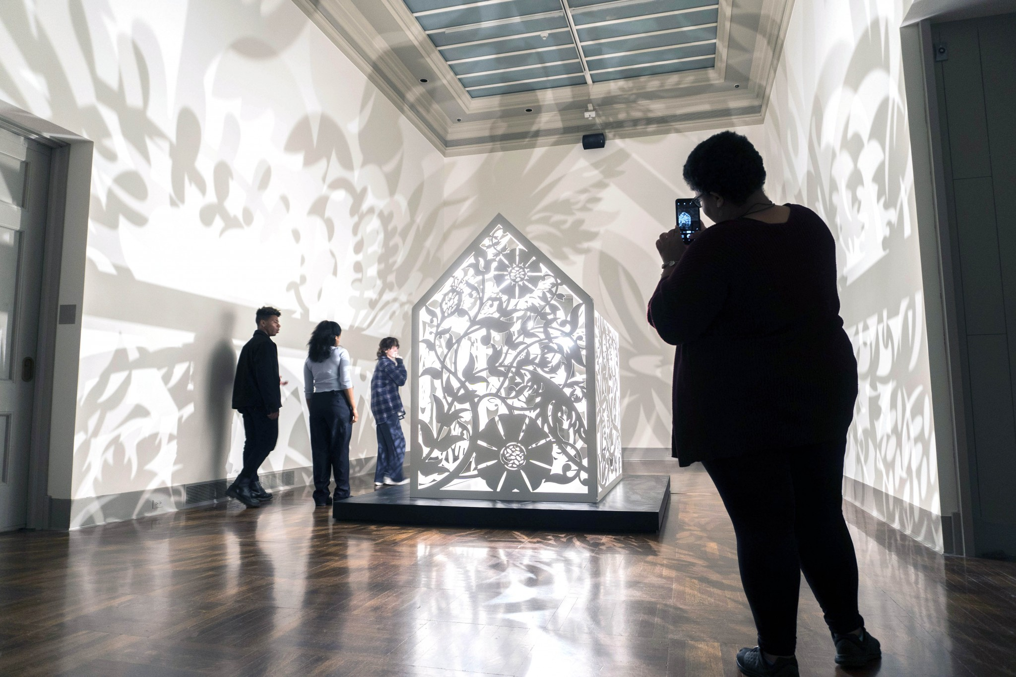 Area high school students are invited for an evening of interactive fun at (Y)our Night Friday, Nov. 15 at the Toledo Museum of Art. (Photo courtesy of the Toledo Museum of Art)