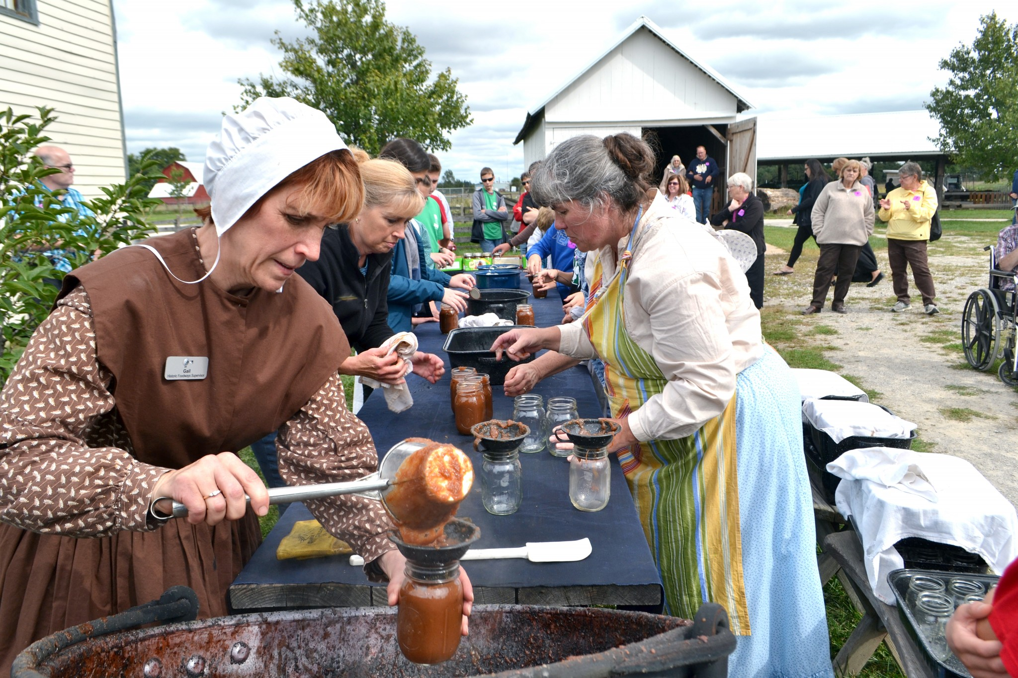 Apple Week & Smithsonian Museum Day at Sauder Village. (Submitted photo)
